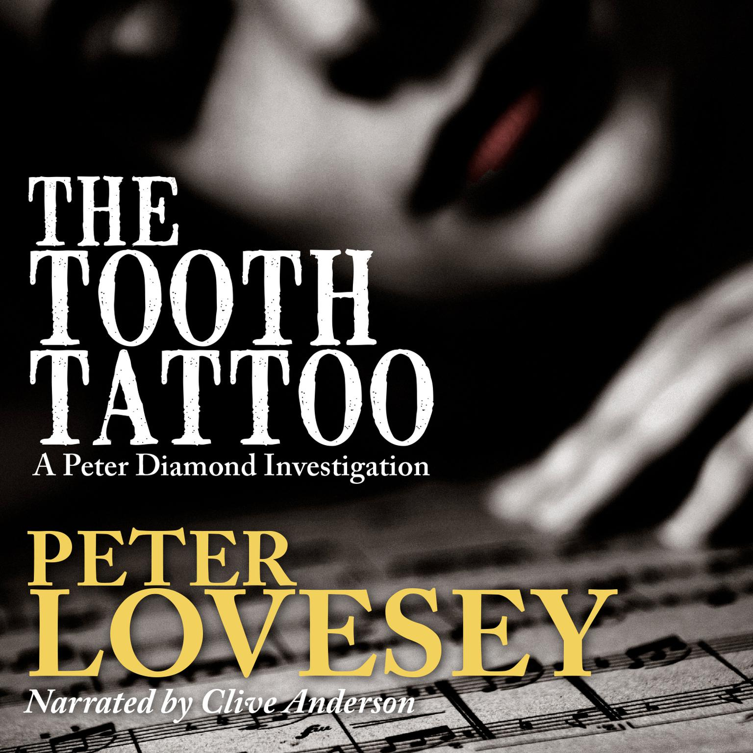 Printable The Tooth Tattoo Audiobook Cover Art
