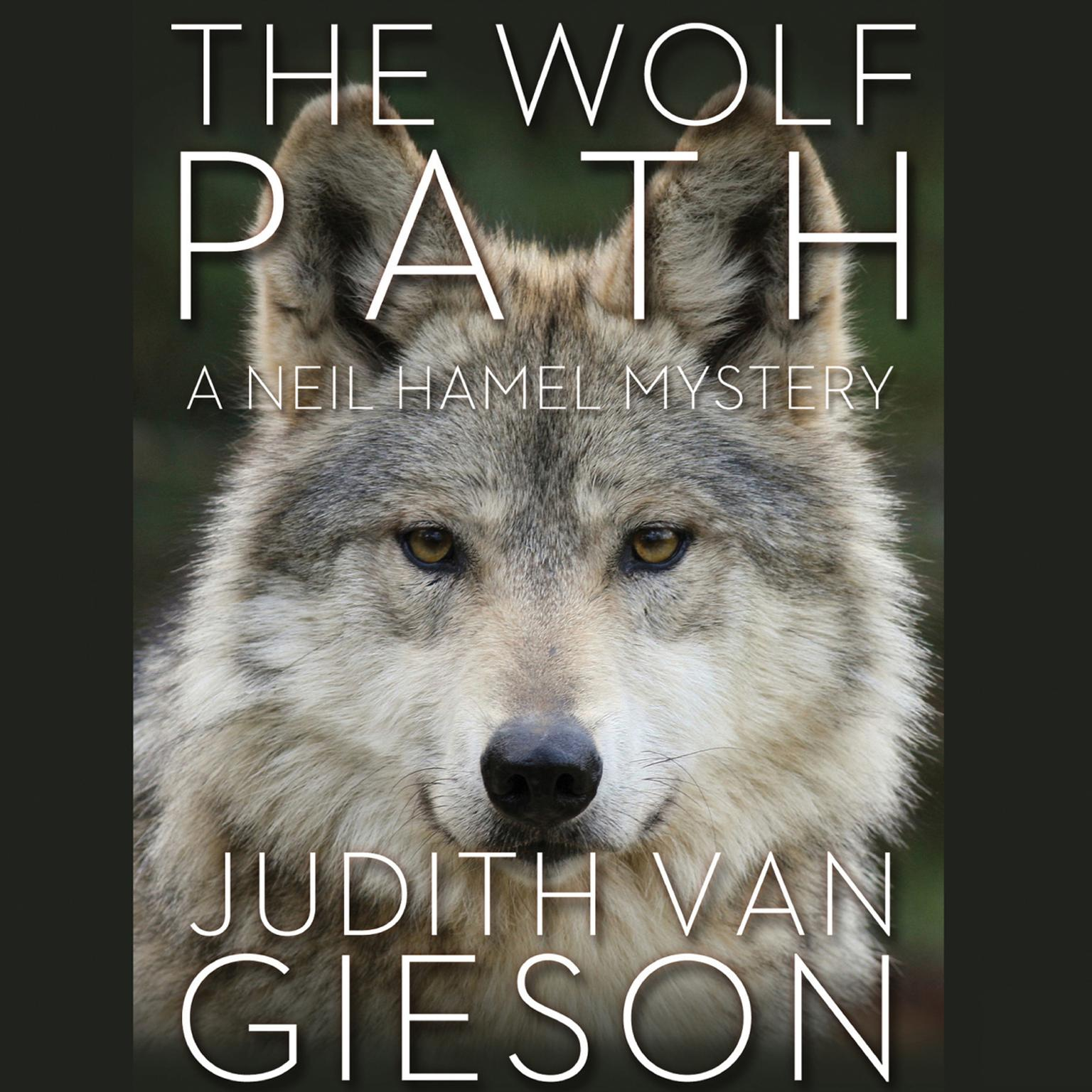Printable The Wolf Path Audiobook Cover Art