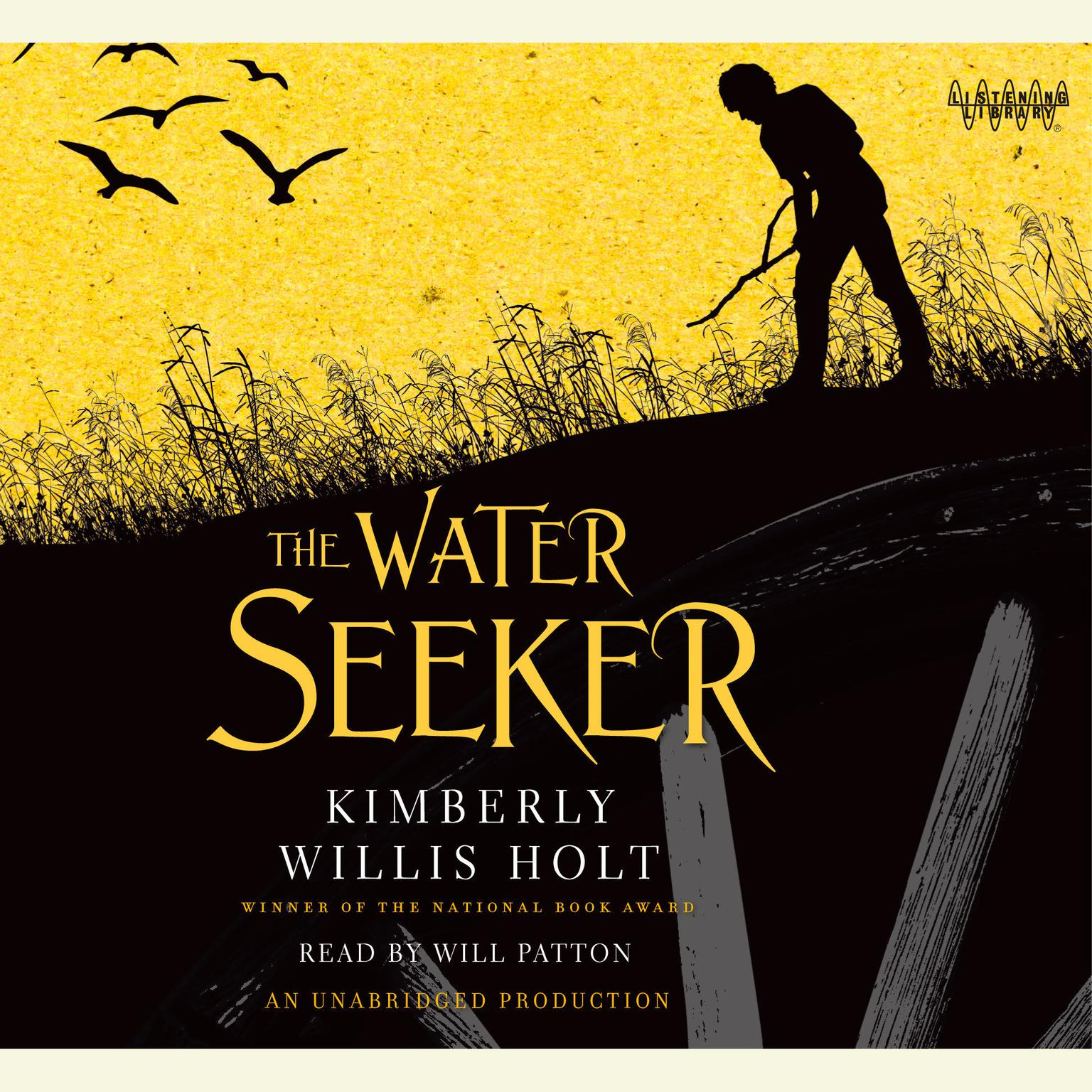 Printable The Water Seeker Audiobook Cover Art