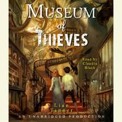 Museum of Thieves, by Lian Tanner