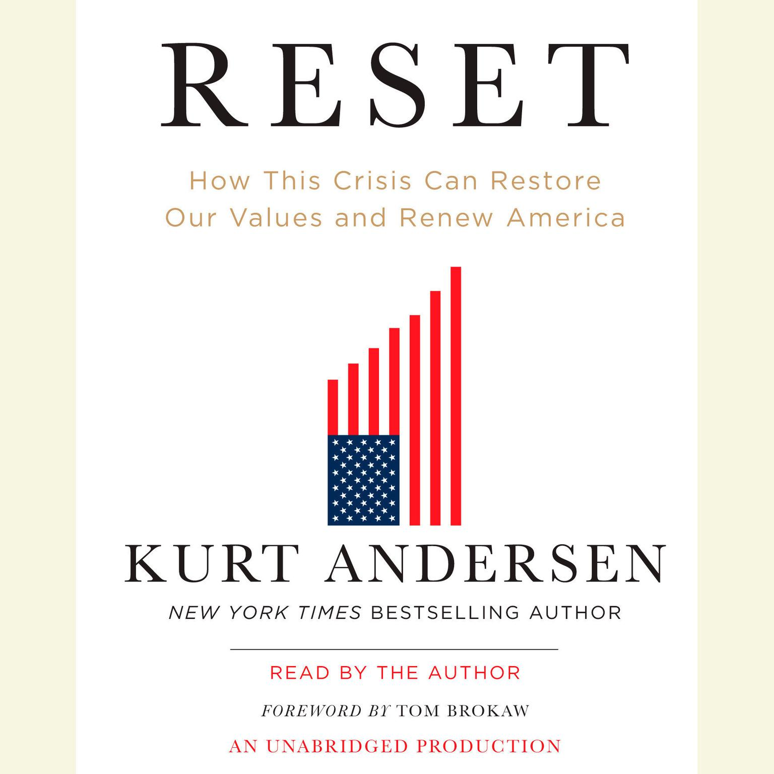 Printable Reset: How This Crisis Can Restore Our Values and Renew America Audiobook Cover Art
