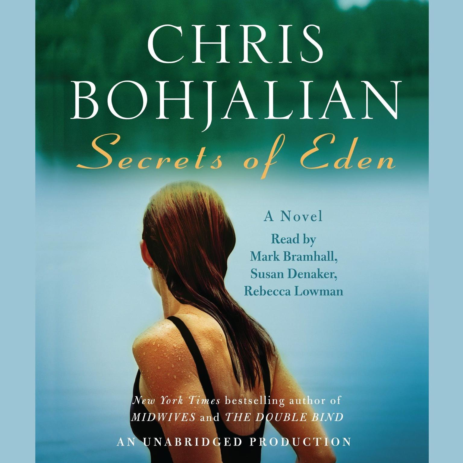 Printable Secrets of Eden: A Novel Audiobook Cover Art