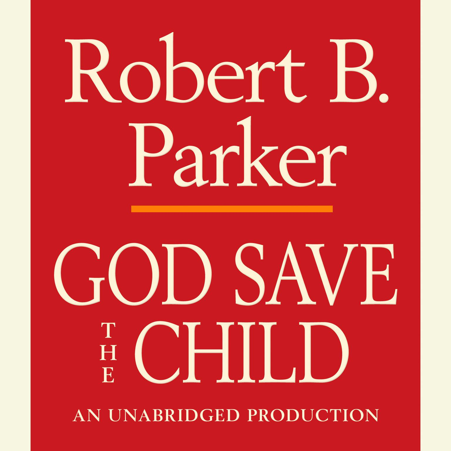 Printable God Save the Child Audiobook Cover Art