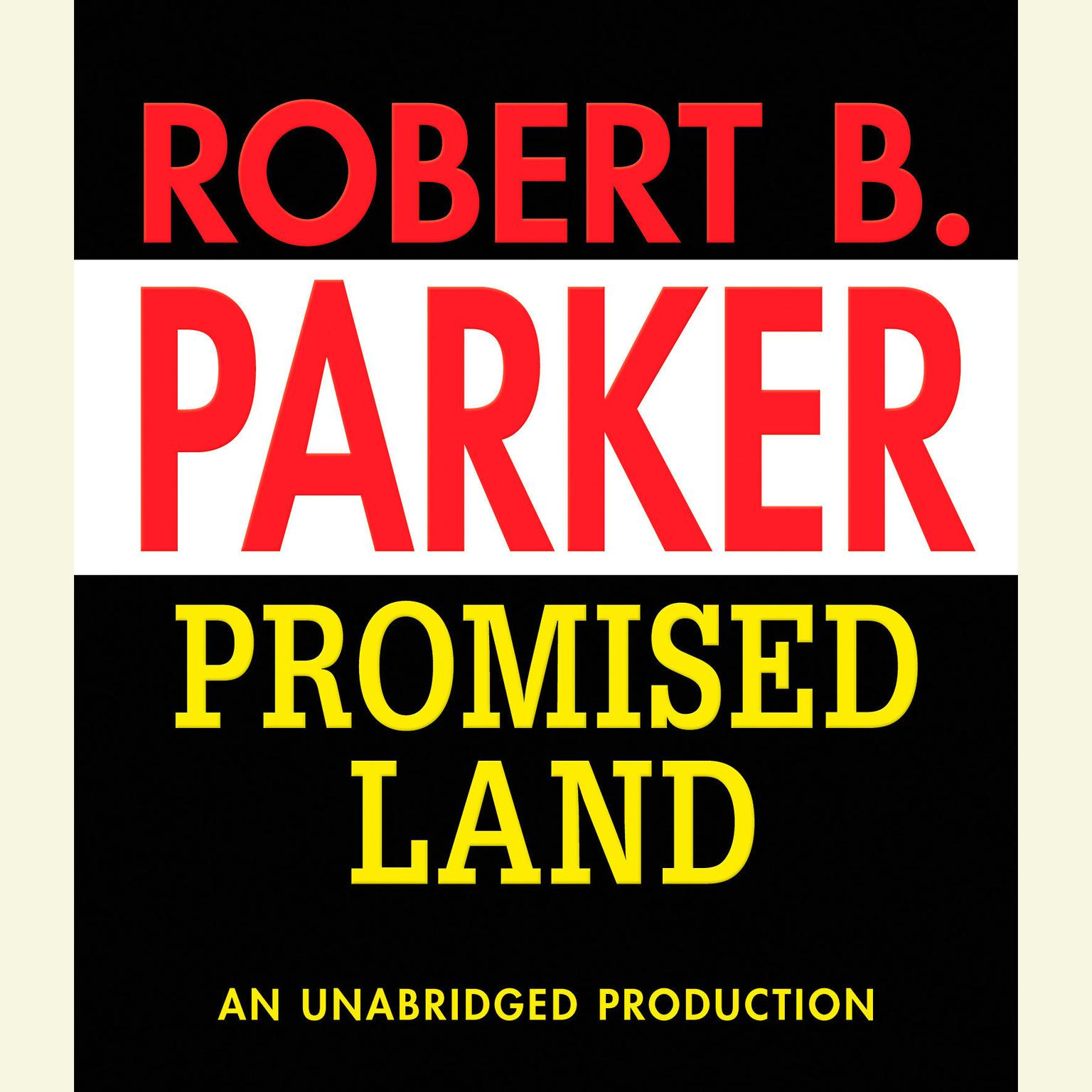 Printable Promised Land Audiobook Cover Art