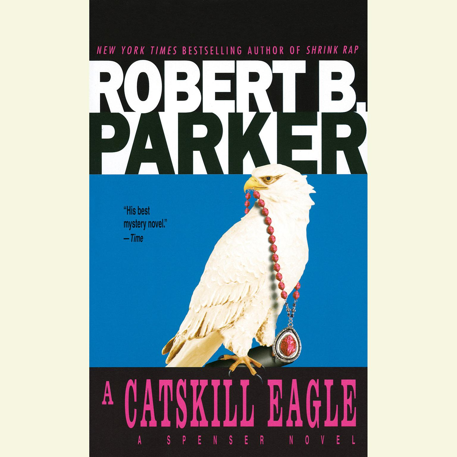 Printable A Catskill Eagle Audiobook Cover Art