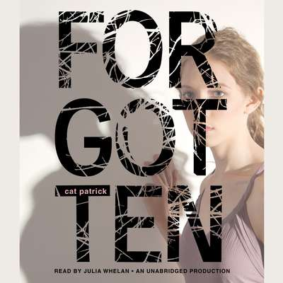 Forgotten Audiobook, by Cat Patrick