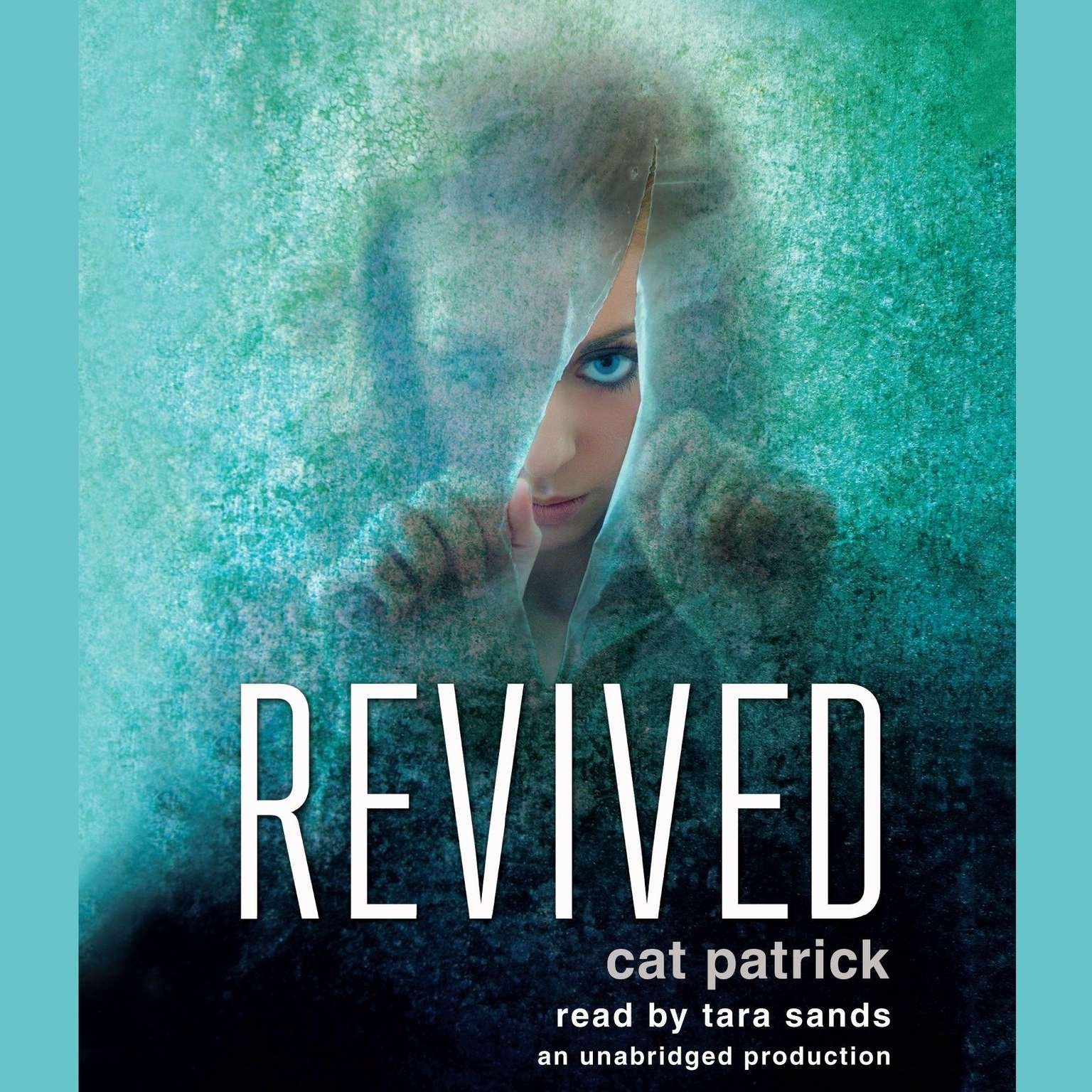 Printable Revived Audiobook Cover Art