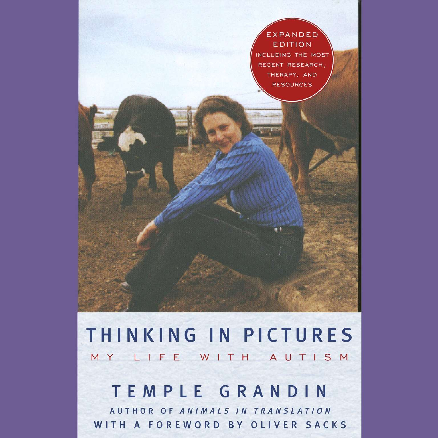 thinking in pictures audiobook by temple grandin