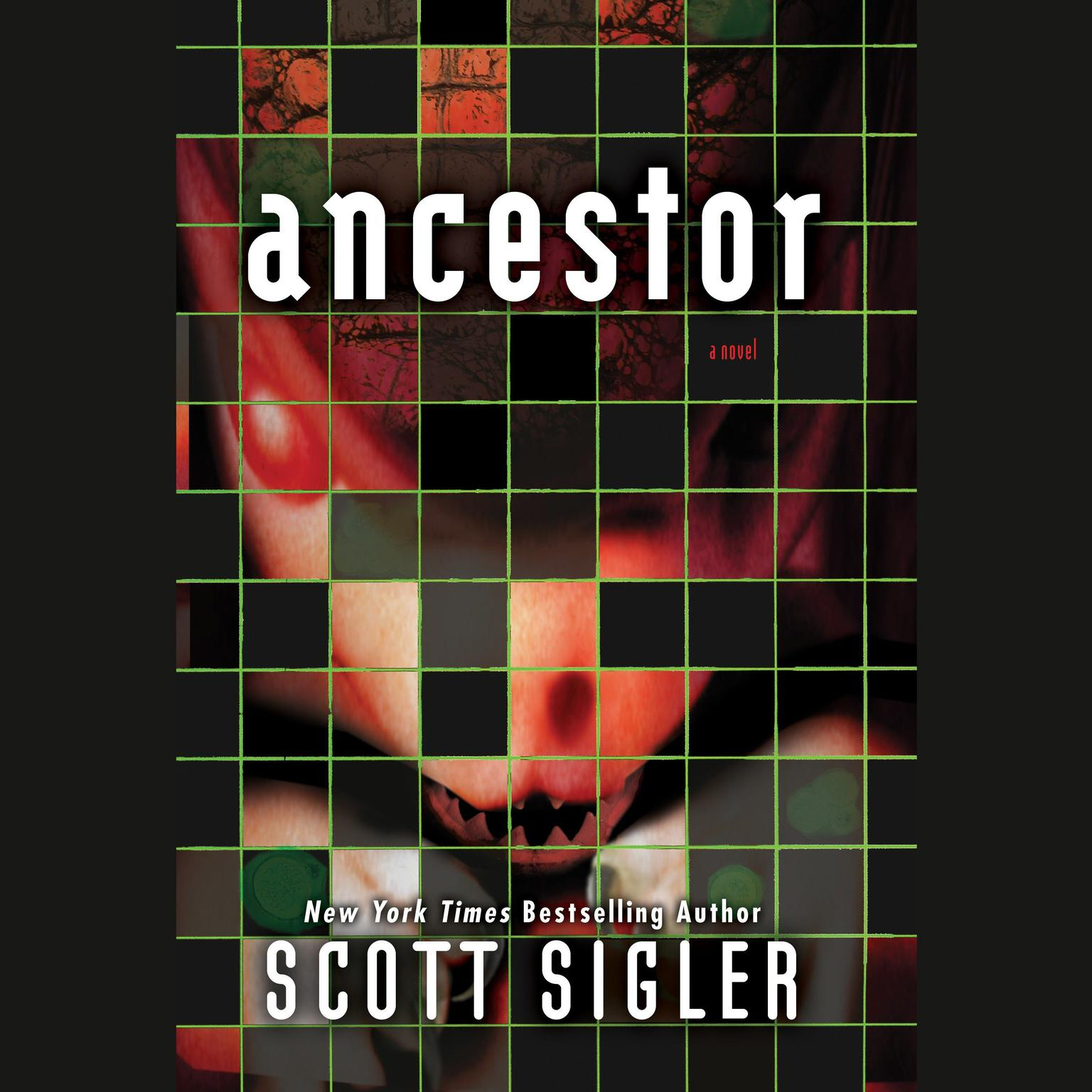 Printable Ancestor: A Novel Audiobook Cover Art