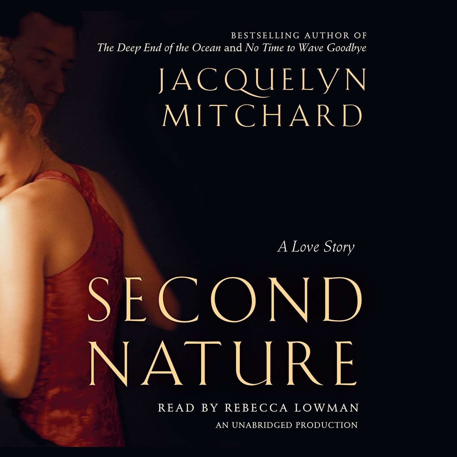 Printable Second Nature: A Love Story Audiobook Cover Art