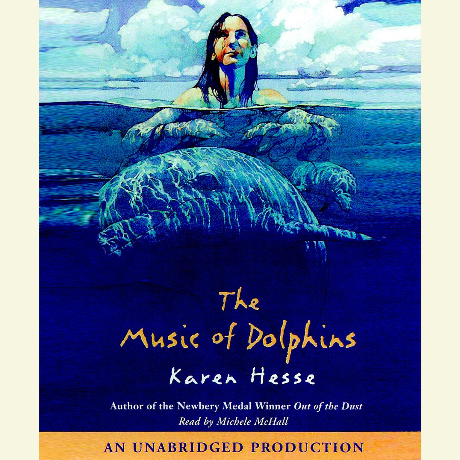 Printable The Music of Dolphins Audiobook Cover Art