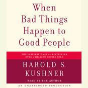 When Bad Things Happen to Good People, by Harold S. Kushner