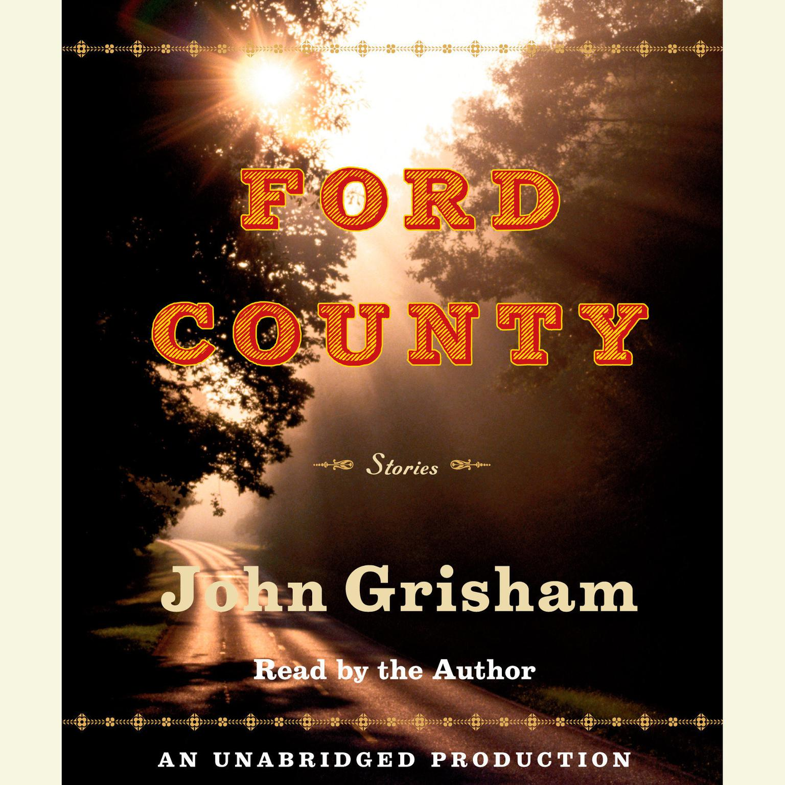 Printable Ford County: Stories Audiobook Cover Art