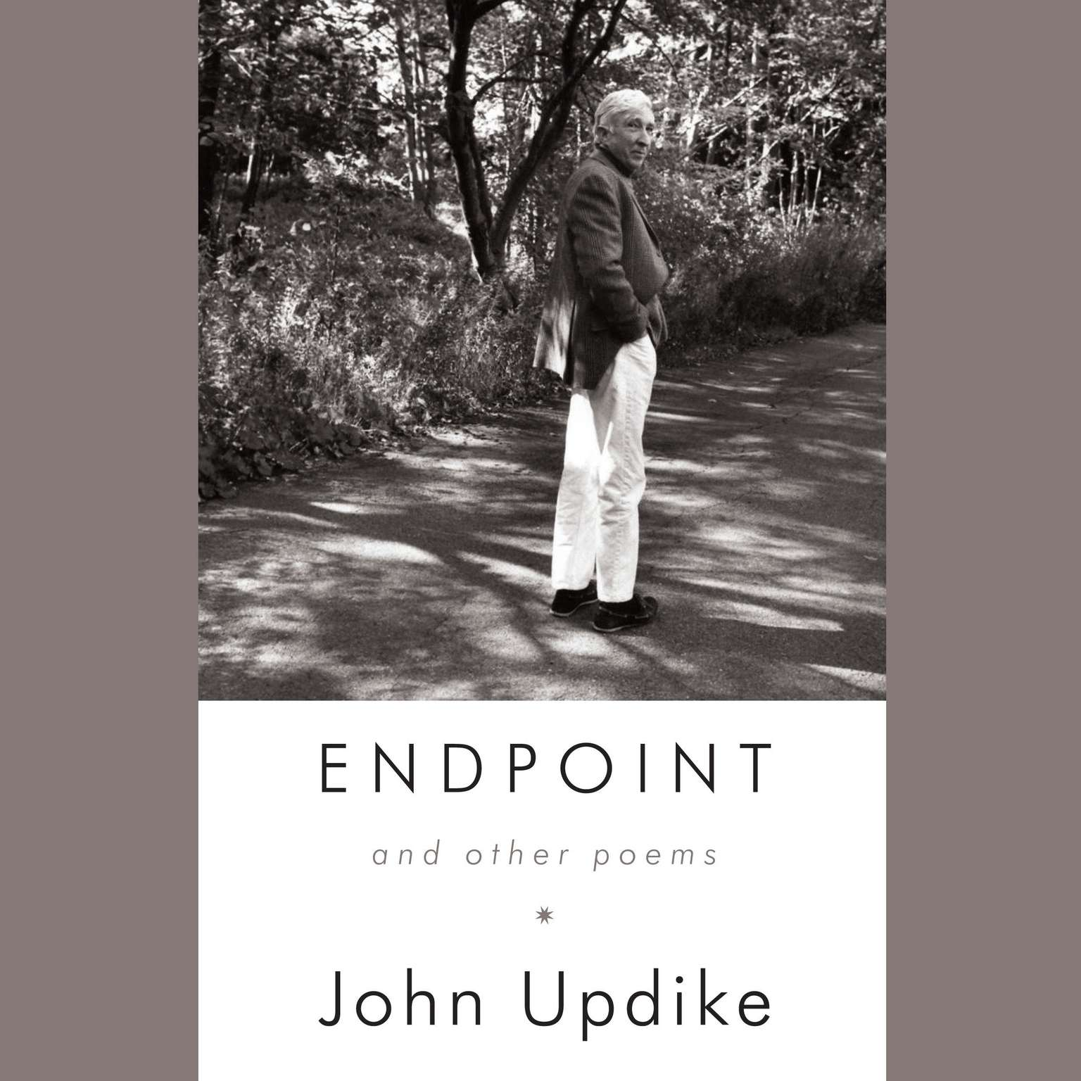 Printable Endpoint and Other Poems: Unabridged Selections Audiobook Cover Art