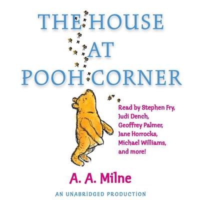 The House at Pooh Corner Audiobook, by A. A. Milne