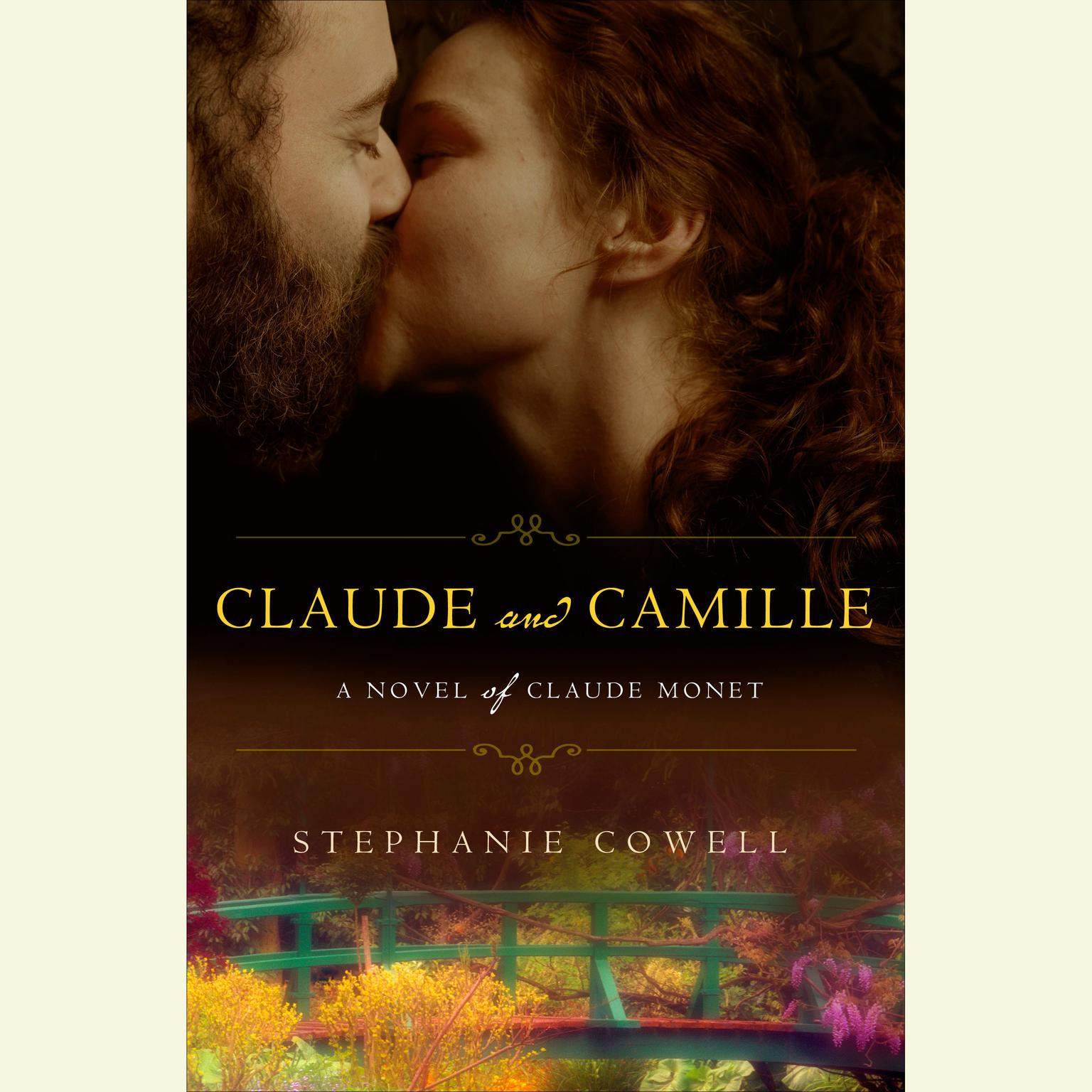 Printable Claude & Camille: A Novel of Monet Audiobook Cover Art