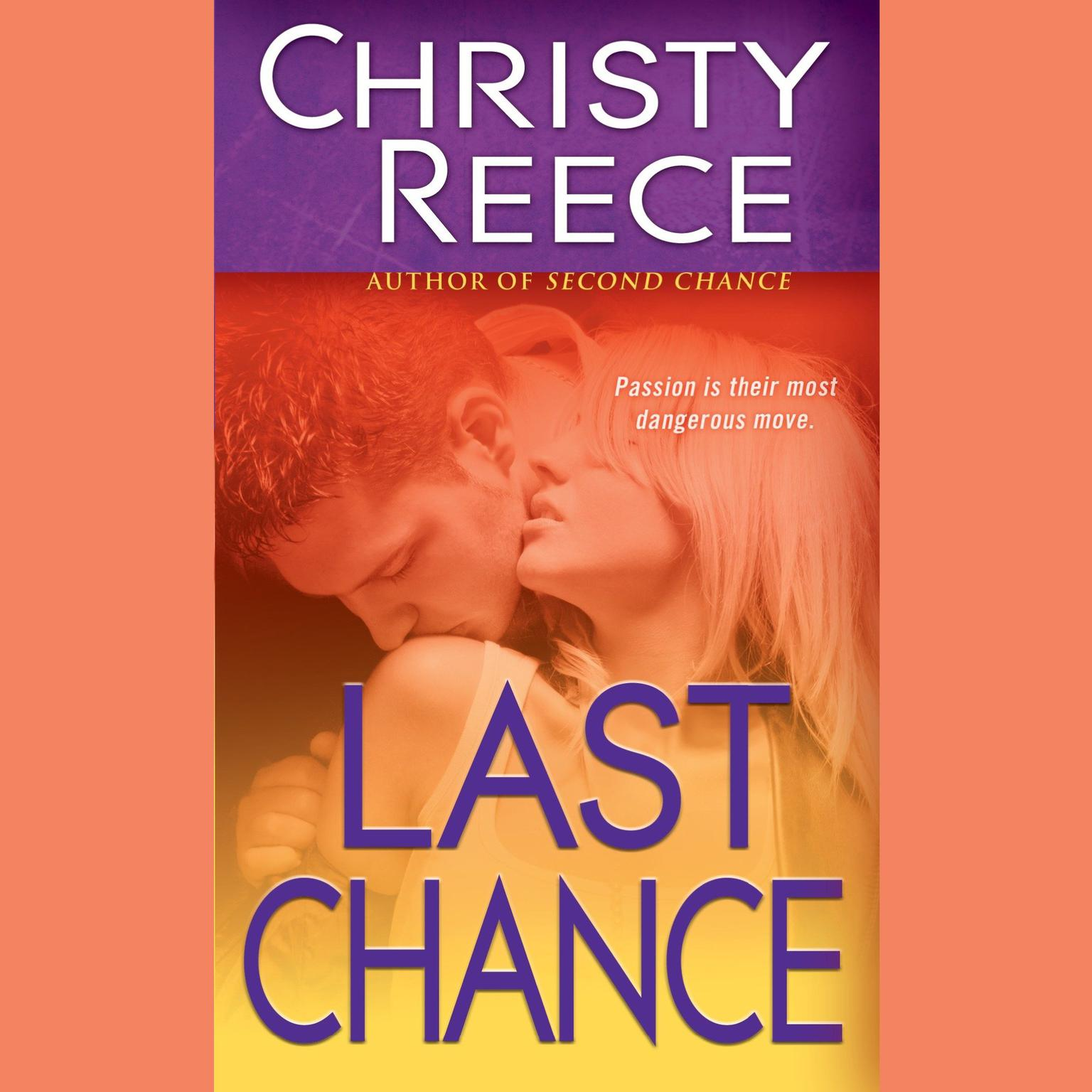 Printable Last Chance Audiobook Cover Art