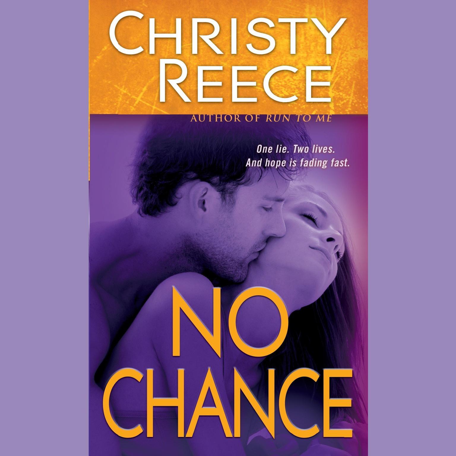 Printable No Chance Audiobook Cover Art