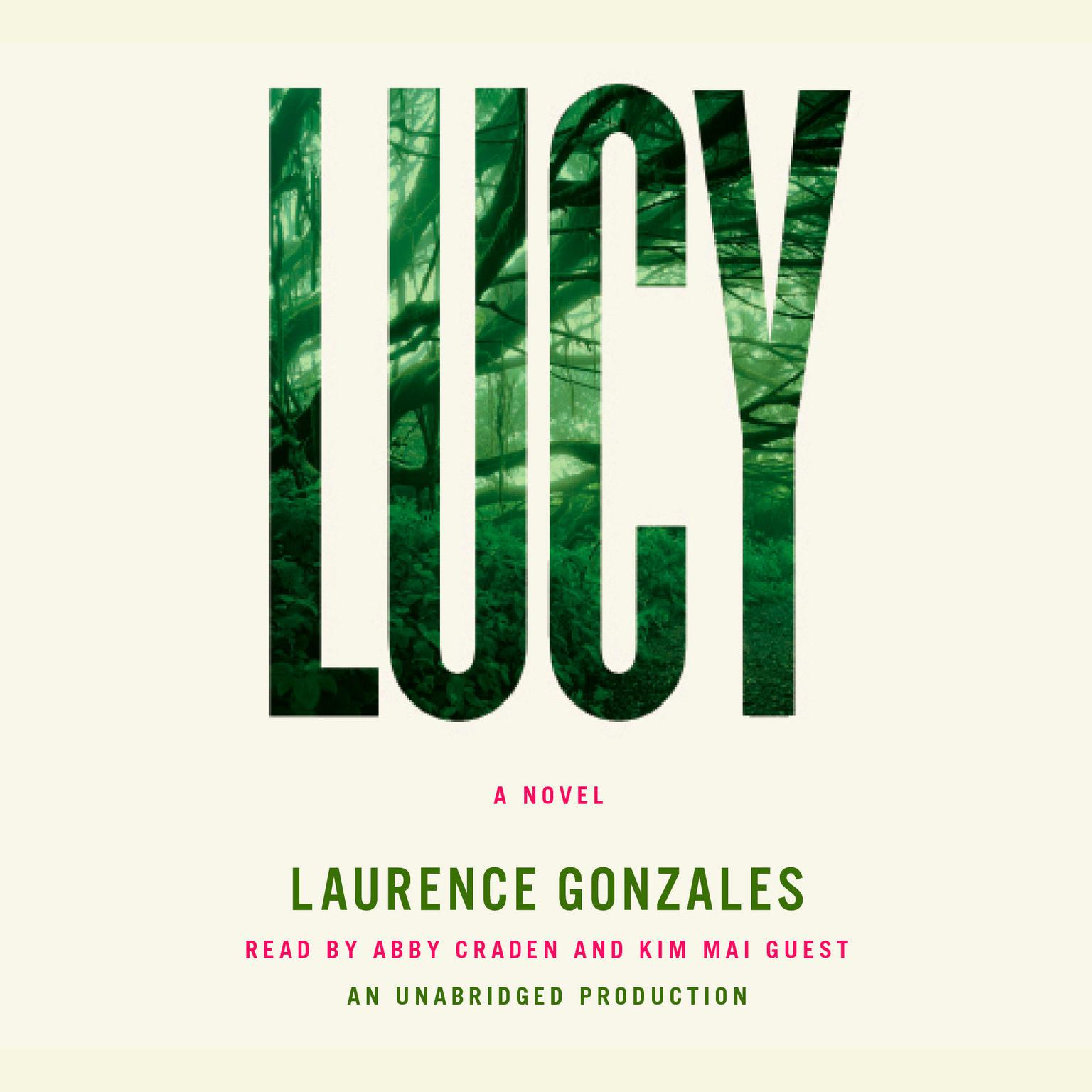 Printable Lucy Audiobook Cover Art