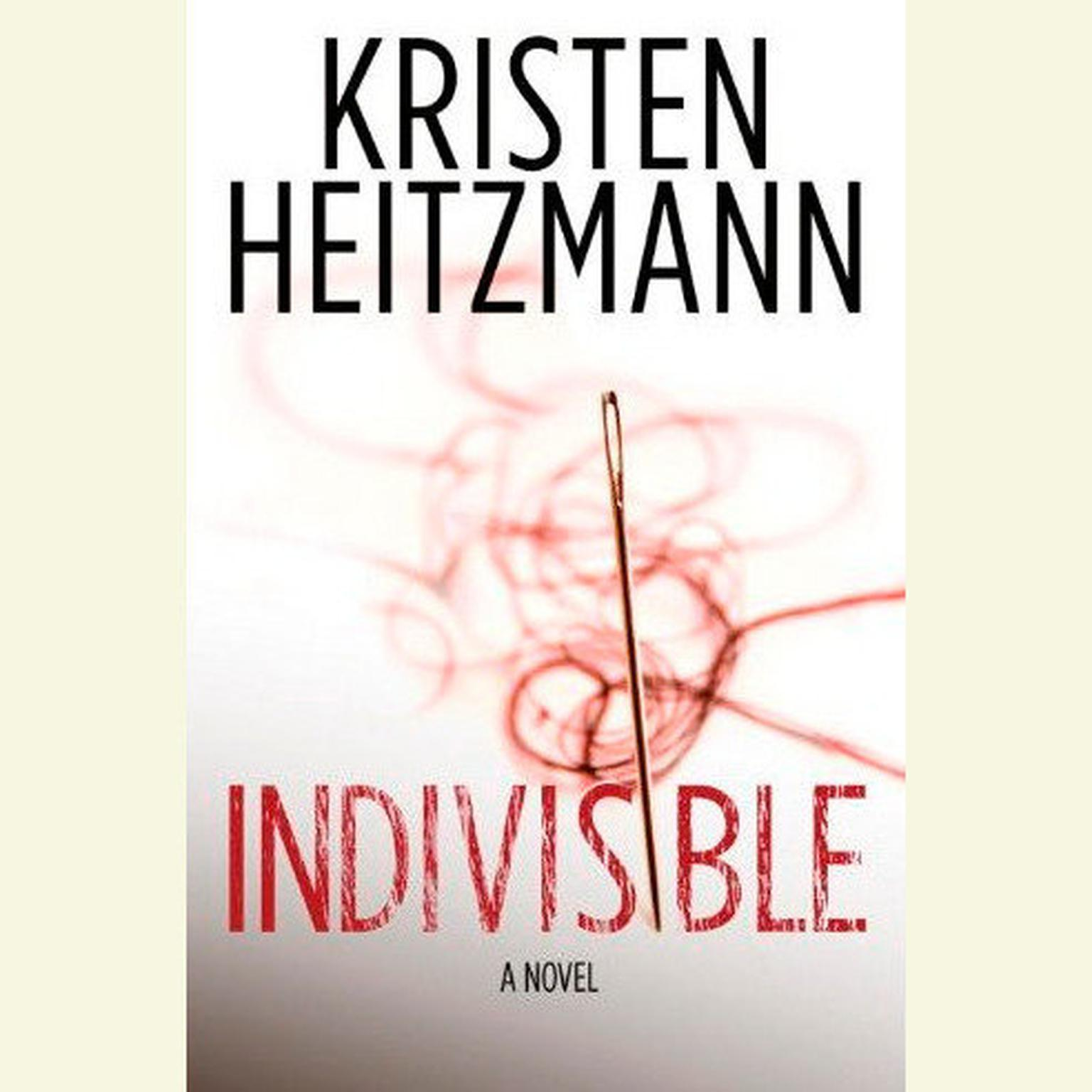 Printable Indivisible: A Novel Audiobook Cover Art