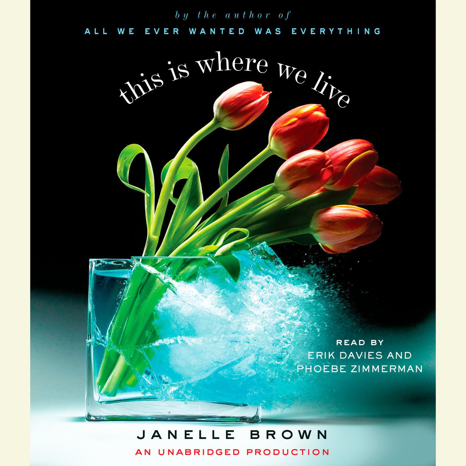Printable This is Where We Live: A Novel Audiobook Cover Art