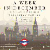 A Week in December Audiobook, by Sebastian Faulks