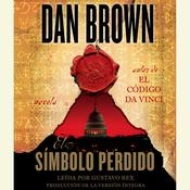 El simbolo perdido, by Dan Brown
