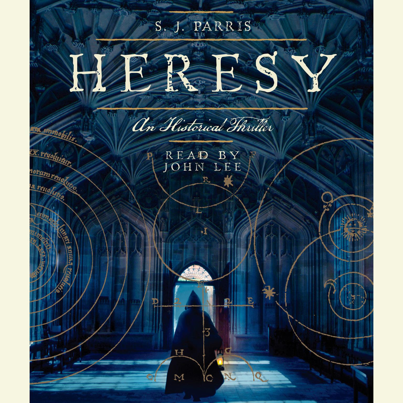 Printable Heresy Audiobook Cover Art