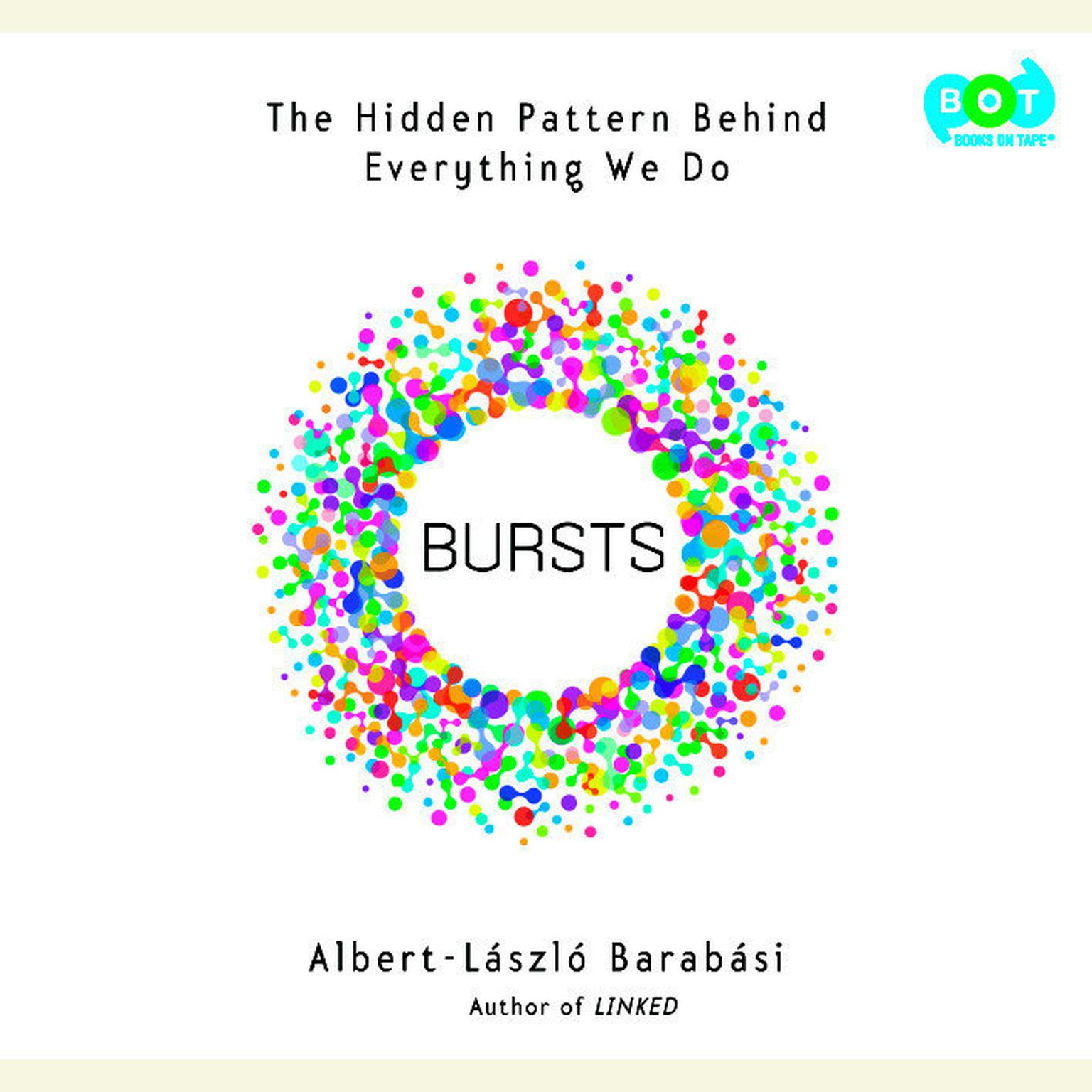Printable Bursts: The Hidden Pattern Behind Everything We Do Audiobook Cover Art
