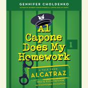 Al Capone Does My Homework Audiobook, by Gennifer Choldenko