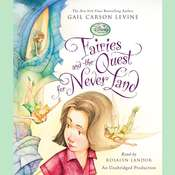 Fairies and the Quest for Never Land, by Gail Carson Levine