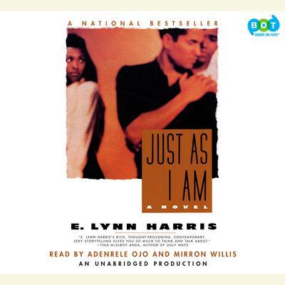 Just As I Am Audiobook, by E. Lynn Harris