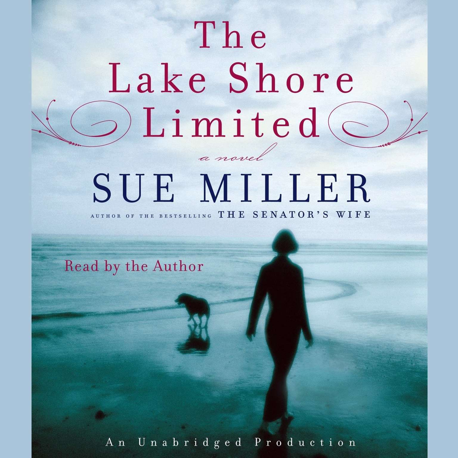 Printable The Lake Shore Limited Audiobook Cover Art