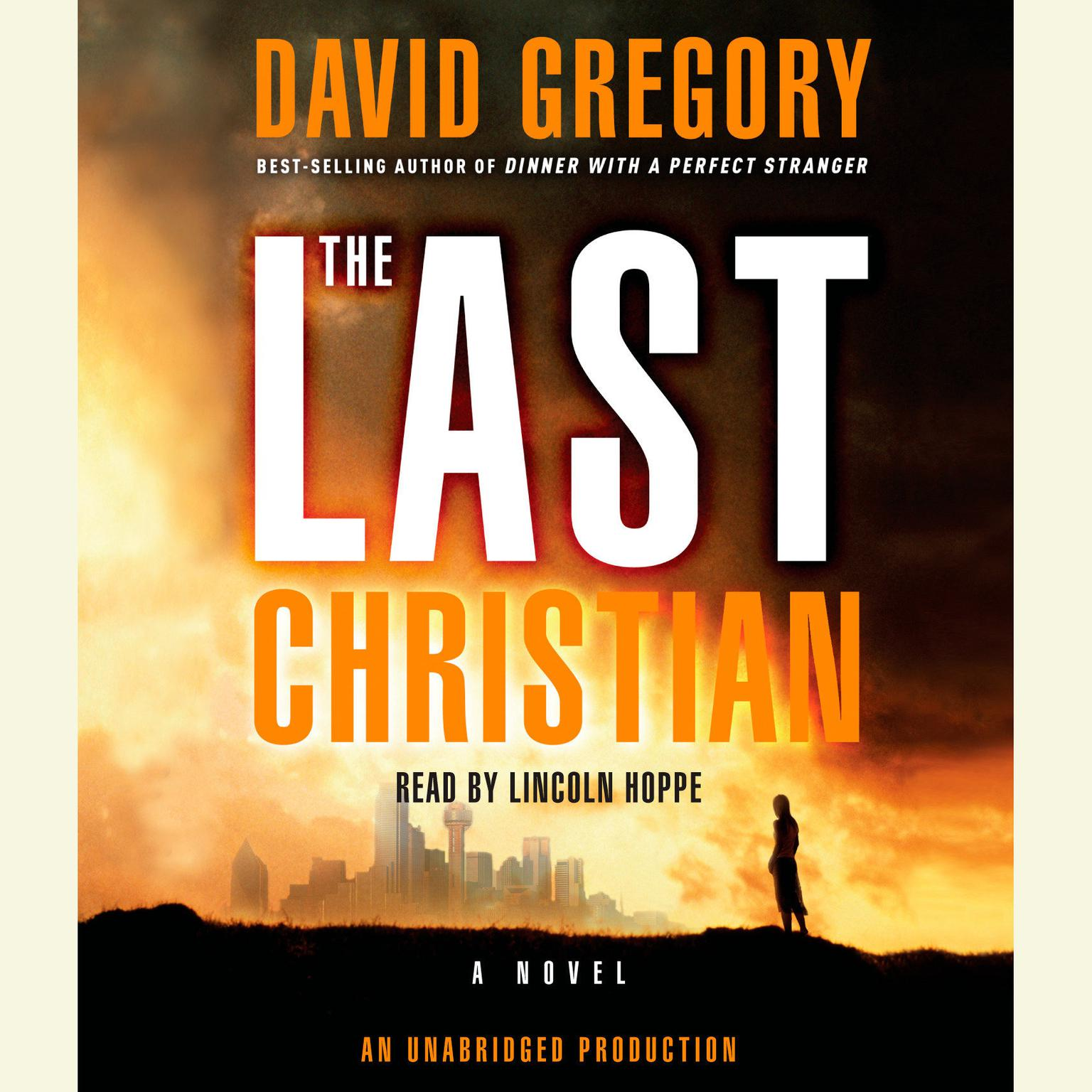 Printable The Last Christian Audiobook Cover Art