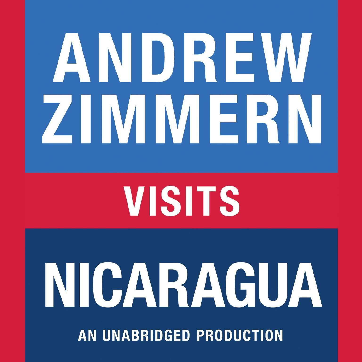 Printable Andrew Zimmern visits Nicaragua: Chapter 8 from THE BIZARRE TRUTH Audiobook Cover Art
