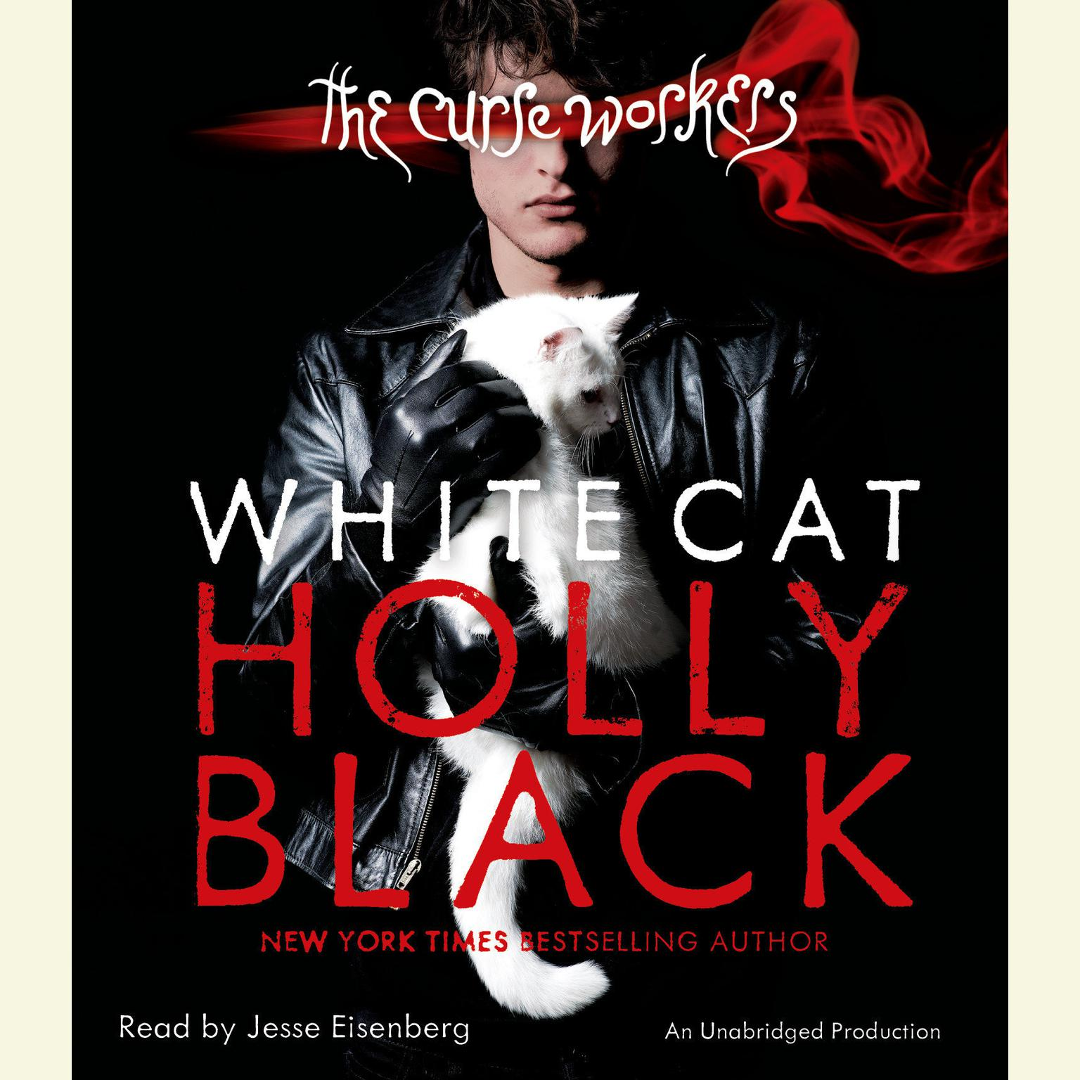 Printable White Cat: The Curse Workers, Book One Audiobook Cover Art