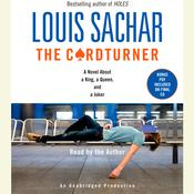 The Cardturner, by Louis Sachar