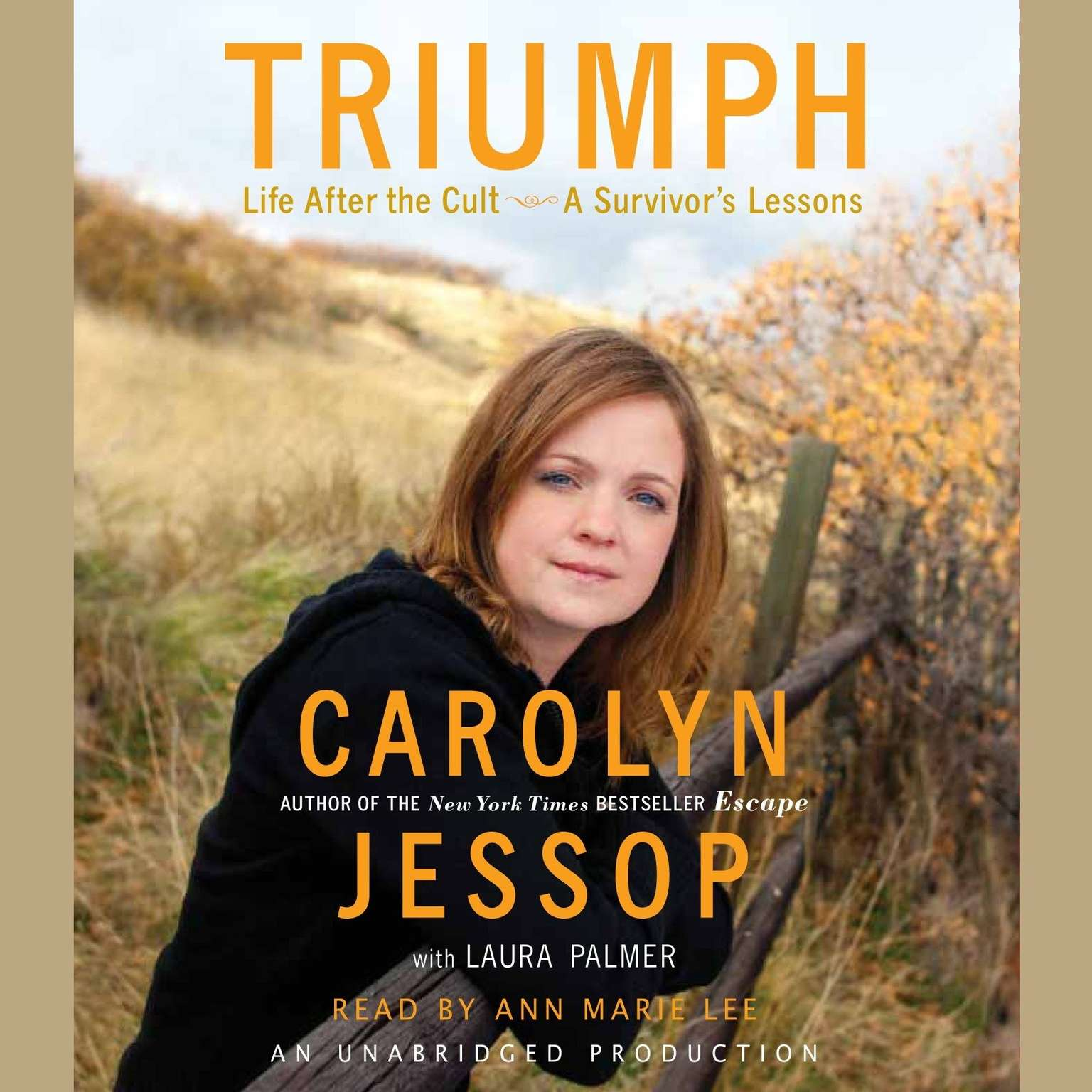 Printable Triumph: Life After the Cult--A Survivor's Lessons Audiobook Cover Art
