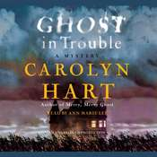 Ghost in Trouble: A Mystery, by Carolyn Hart