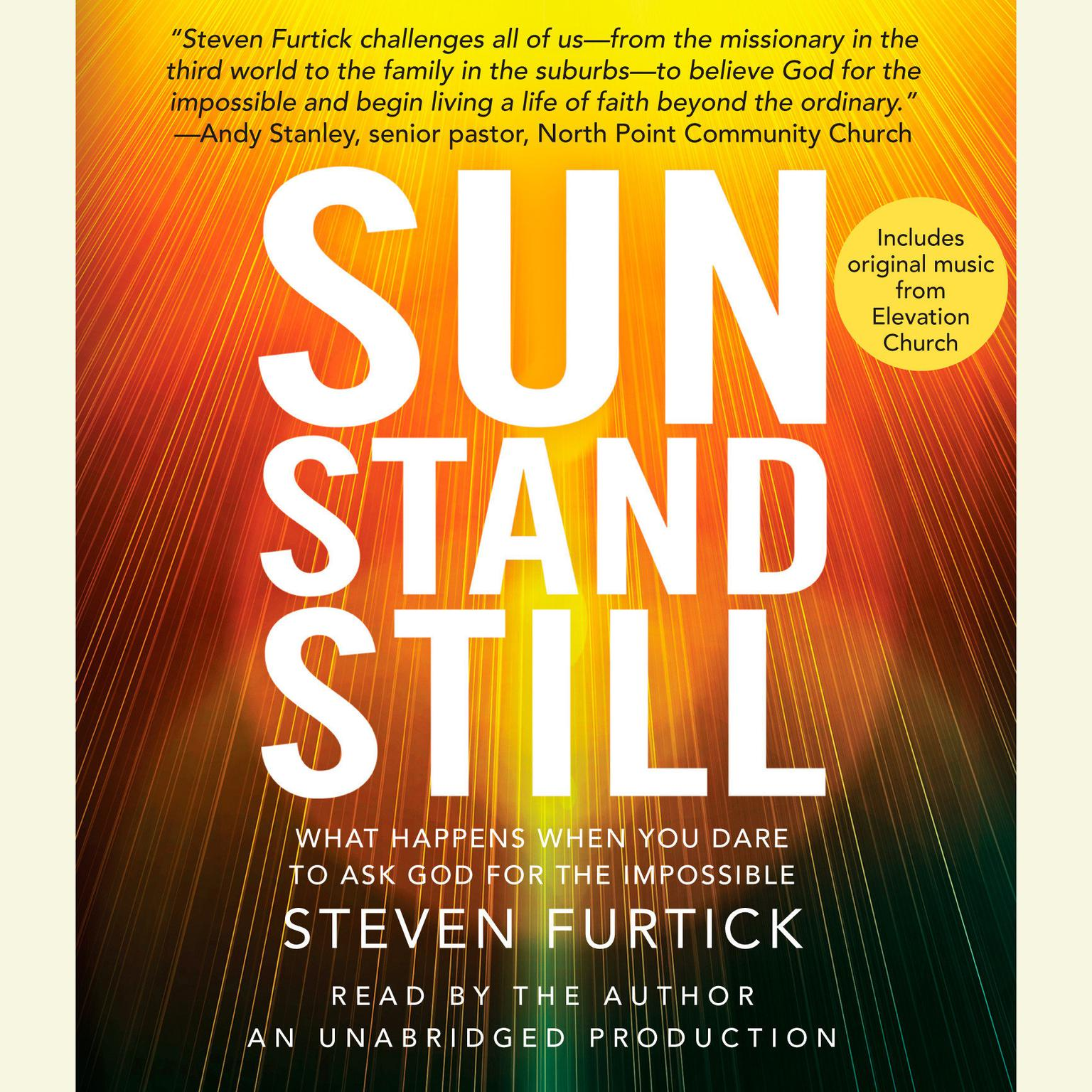 Printable Sun Stand Still: What Happens When You Dare to Ask God for the Impossible Audiobook Cover Art