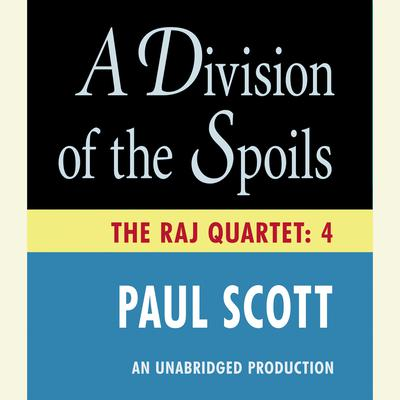 A Division of the Spoils Audiobook, by