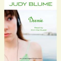 Deenie Audiobook, by Judy Blume