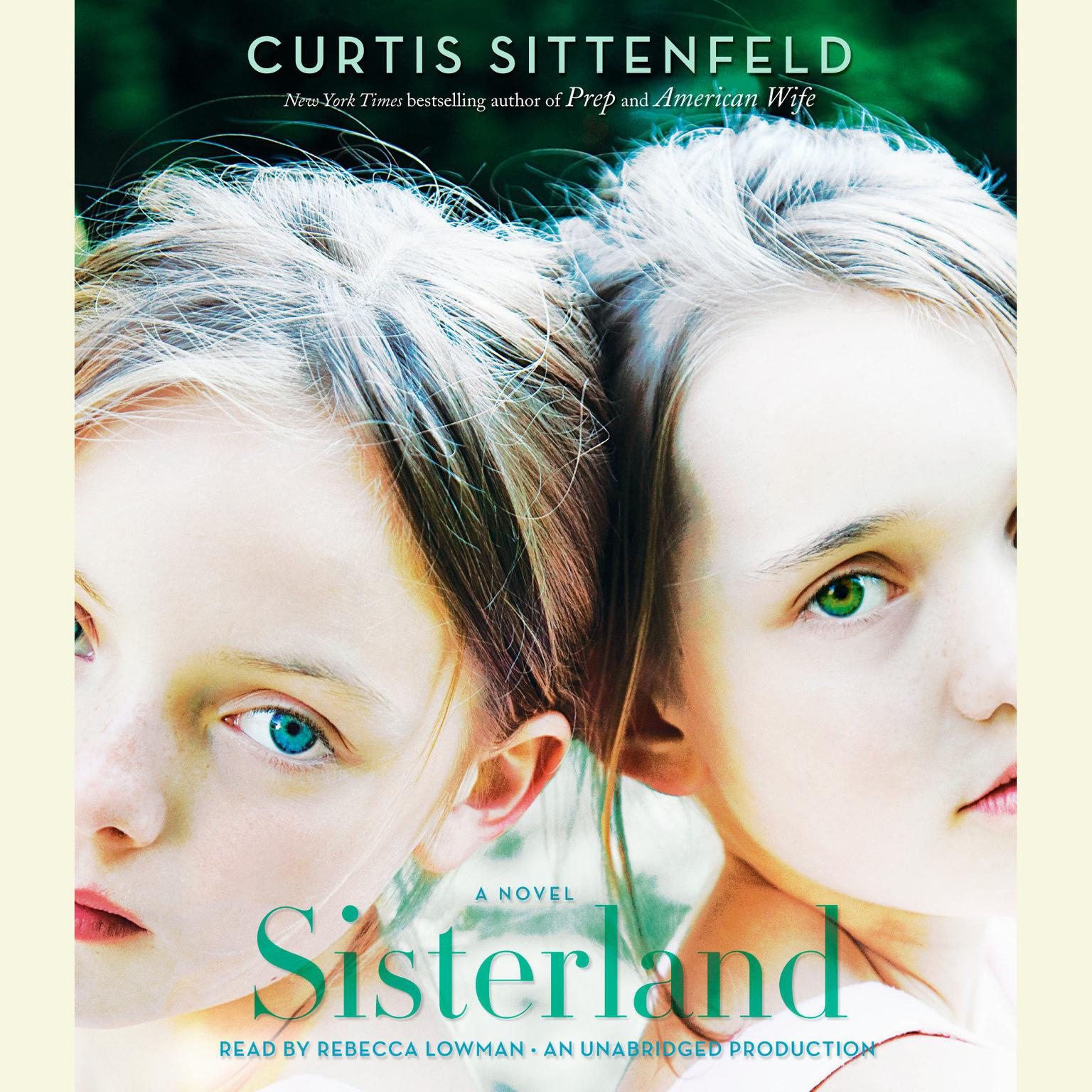 Printable Sisterland: A Novel Audiobook Cover Art