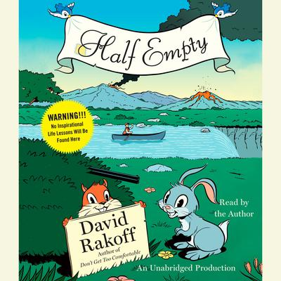 Half Empty Audiobook, by David Rakoff