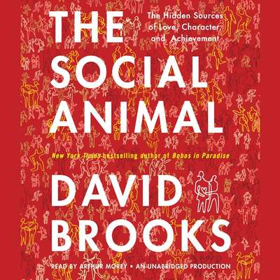 The Social Animal: The Hidden Sources of Love, Character, and Achievement Audiobook, by David Brooks