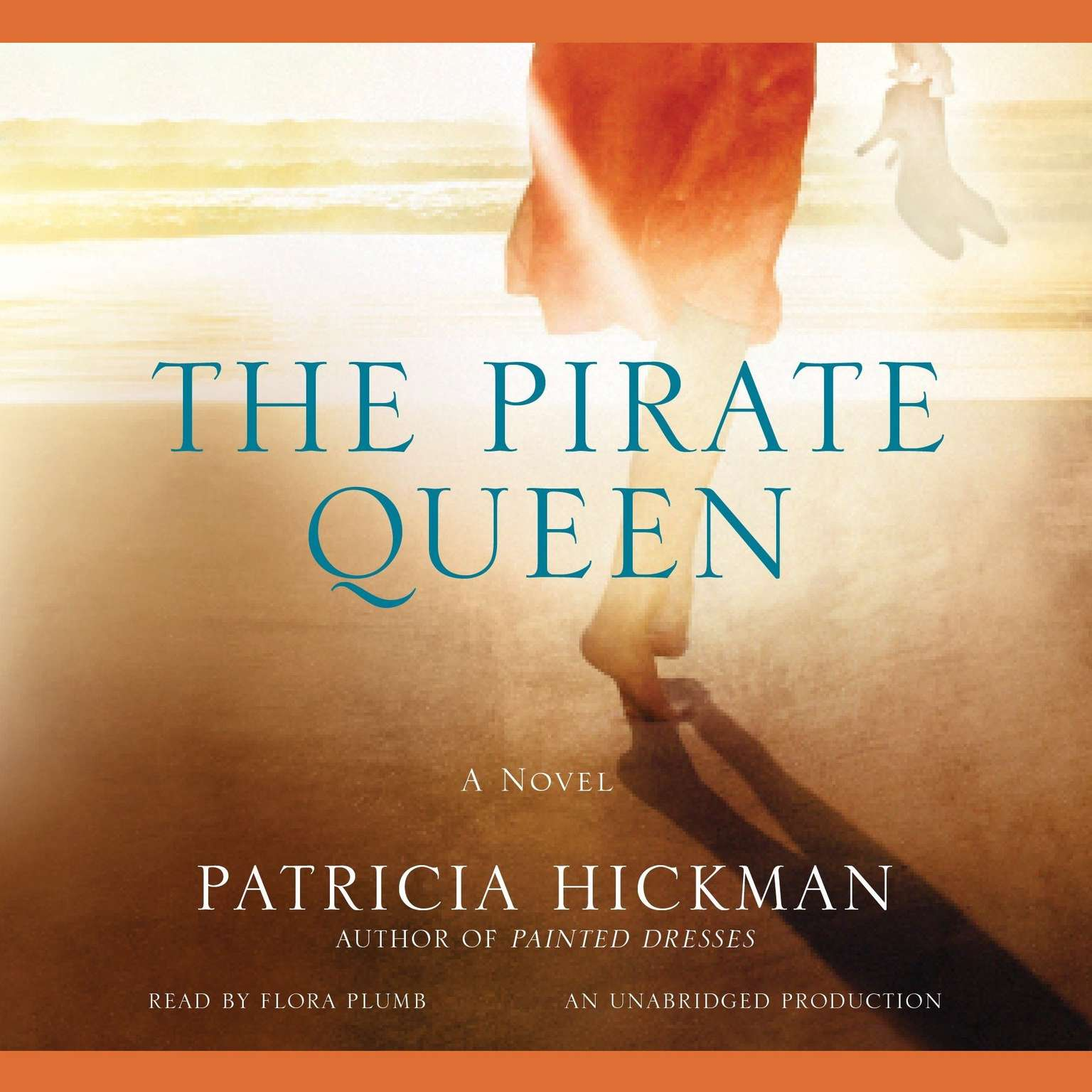 Printable The Pirate Queen Audiobook Cover Art