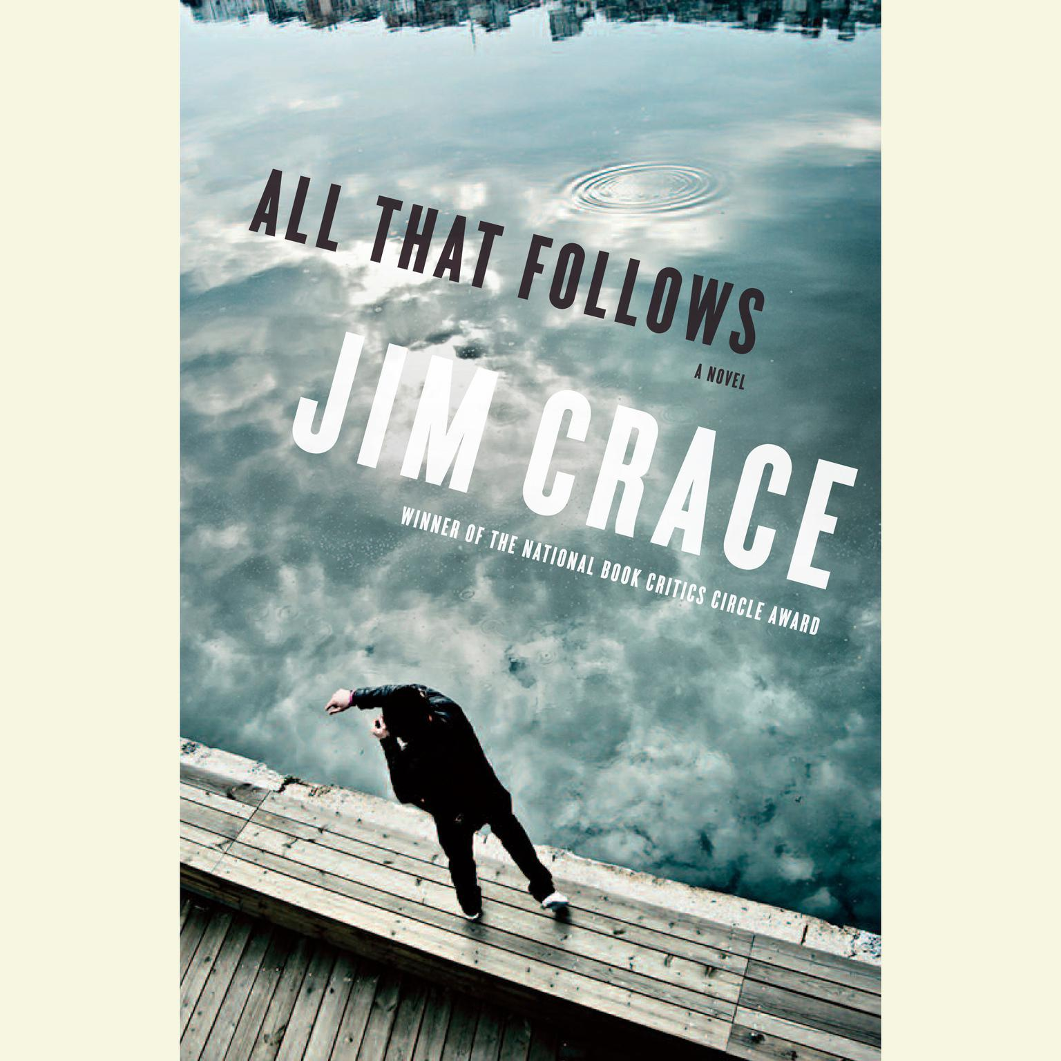 Printable All That Follows: A Novel Audiobook Cover Art