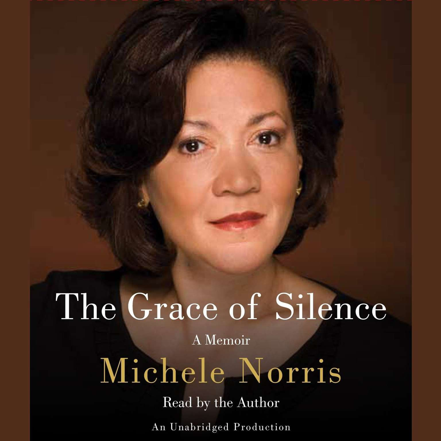 Printable The Grace of Silence: A Memoir Audiobook Cover Art