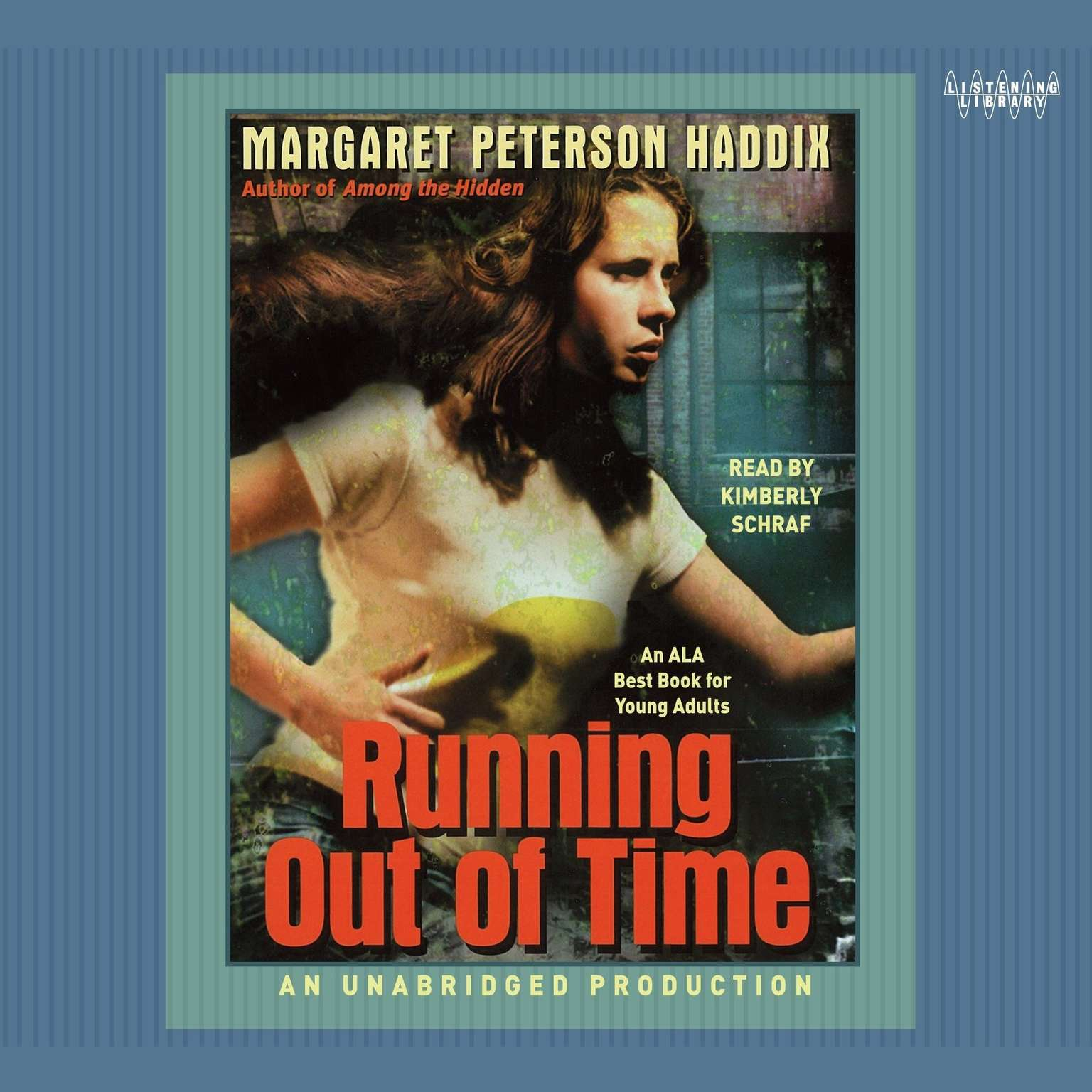 Printable Running Out of Time Audiobook Cover Art