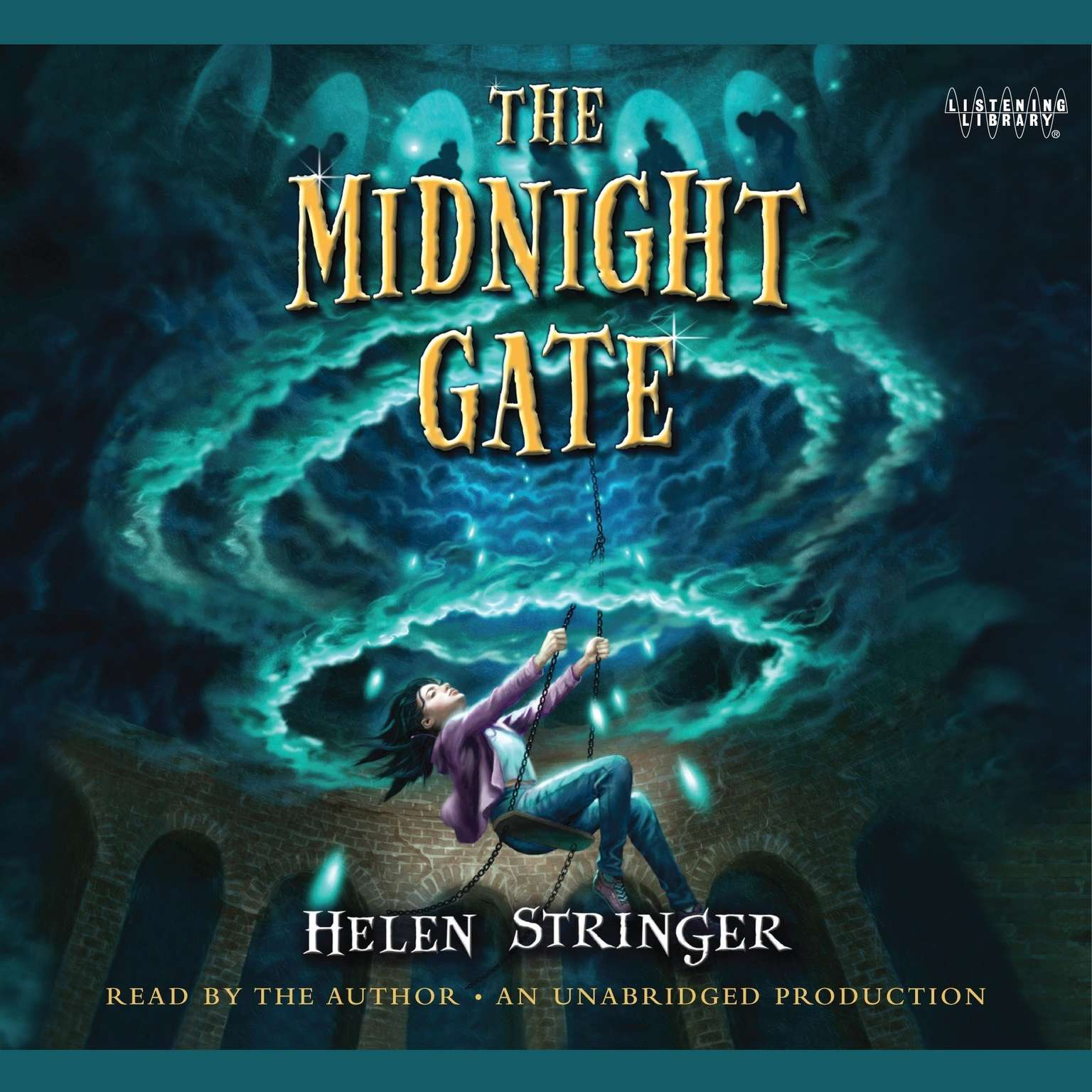 Printable The Midnight Gate Audiobook Cover Art